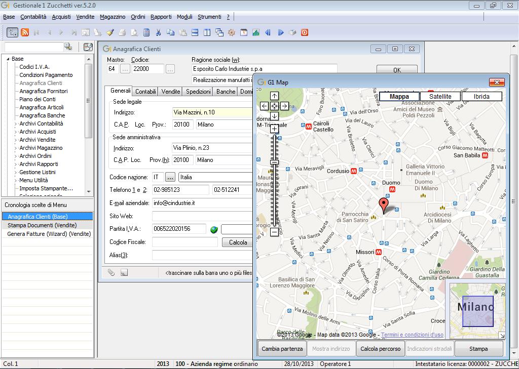 09_Anagrafica-clienti-collegamento-a-Google-Maps